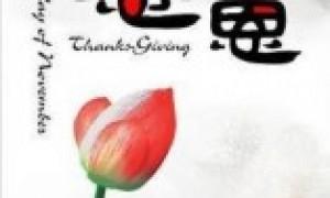 08感恩节, 感恩的心, 感谢有你