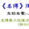 传递《名博》: 浙江第三棒, 猫眼看世界