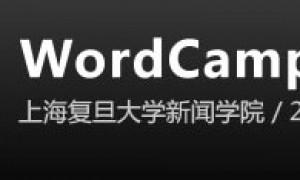 WordCamp 2009赠送的T-shirt到手啦