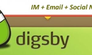 集成聊天, 邮件, 社会化网络的digsby