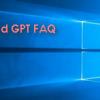 转载: Windows 和 GPT 常见问题解答(UEFI、GPT、ESP、MSR之类的概念)